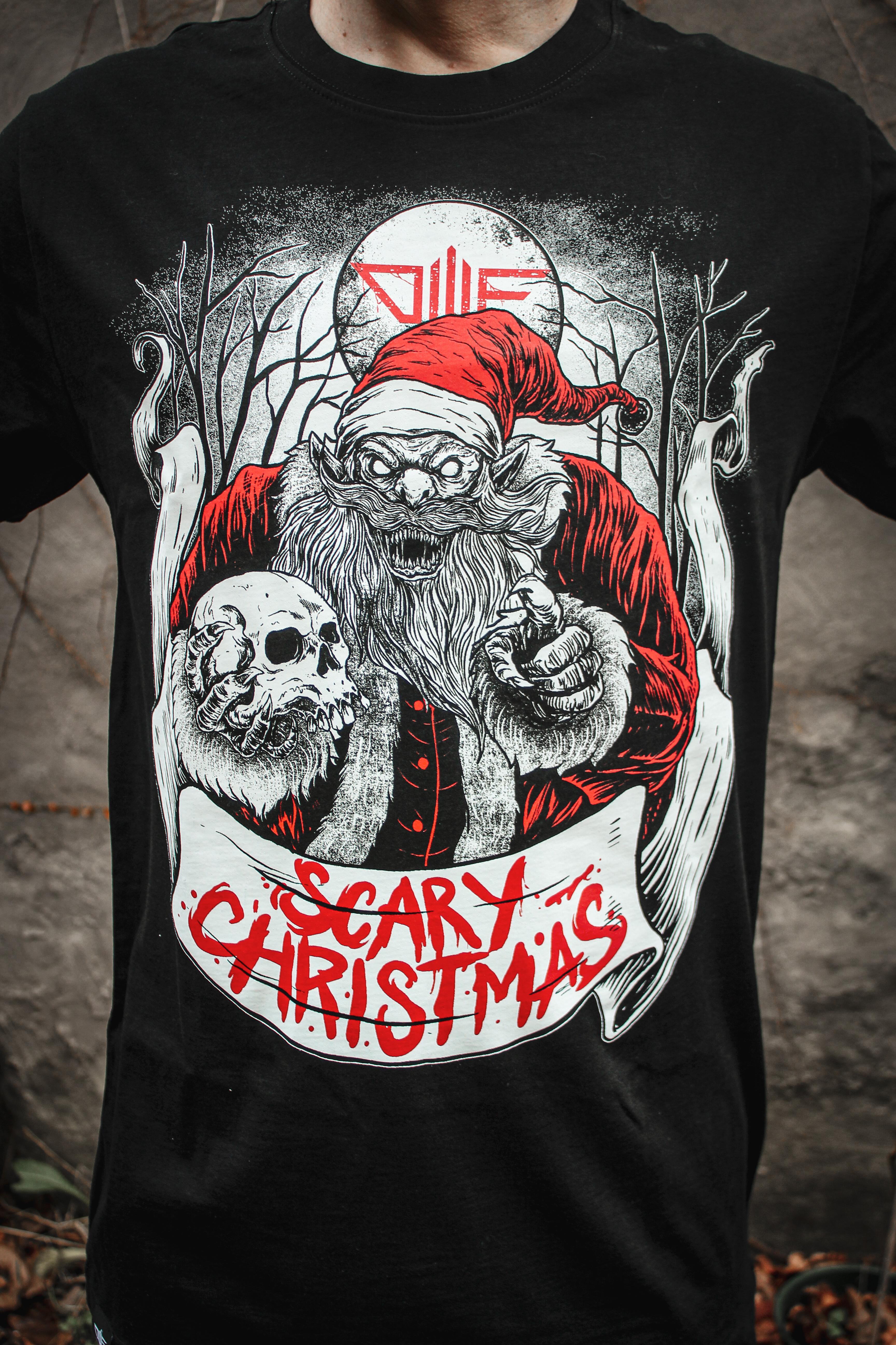 Scary Christmas Tee